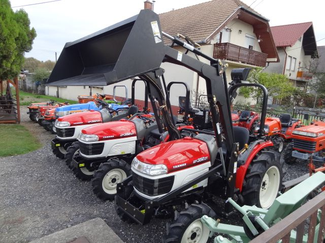 japán kistraktor